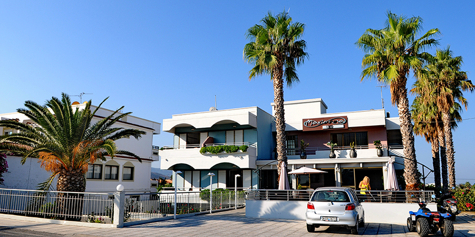 Marianna Hotel in Kos